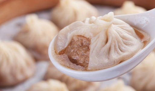 Unfolding dumpling design with Architecture Research Office