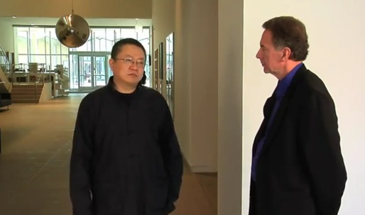 Wang Shu interviewed by Robert McCarter and Seng Kuan