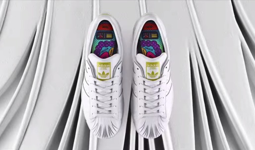 Zaha Hadid and Pharrell Williams are co-designing shoes for Adidas