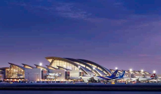 LAX's New Tom Bradley Terminal Receives LEED Gold Standard
