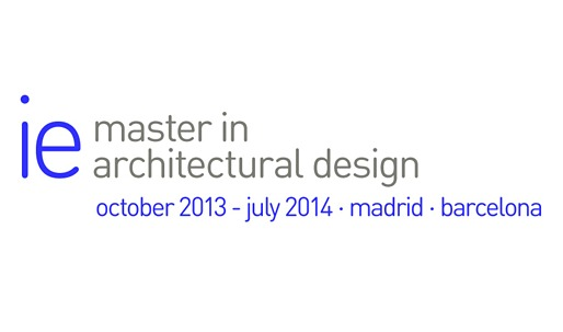 IE Master in Architectural Design now accepting applications