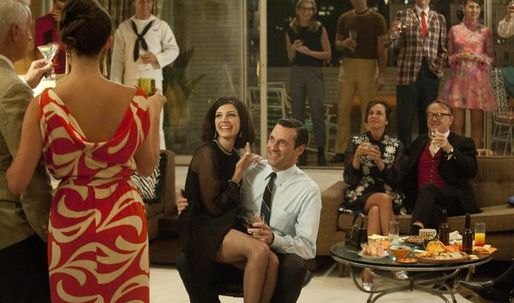 'Mad Men': The story behind Don Draper's new digs