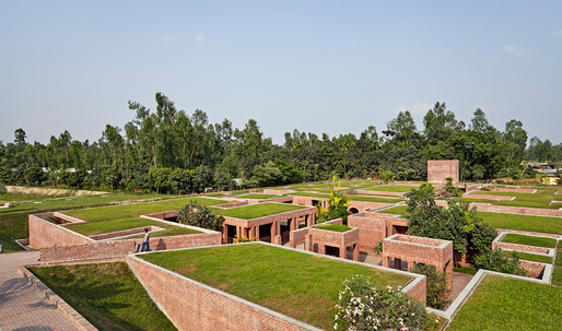 2016 Aga Khan Award for Architecture winners revealed
