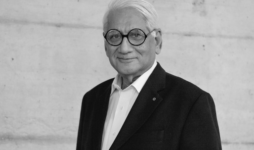 Charles Correa, legendary Indian architect, dies at 84