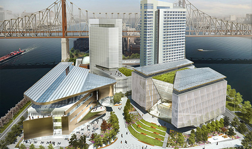 Cornell Tech to build world's first Passive House high-rise on NY's Roosevelt Island