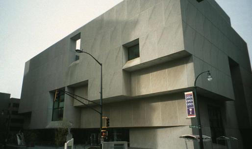 Breuer's Brutalist library in downtown Atlanta faces demolition