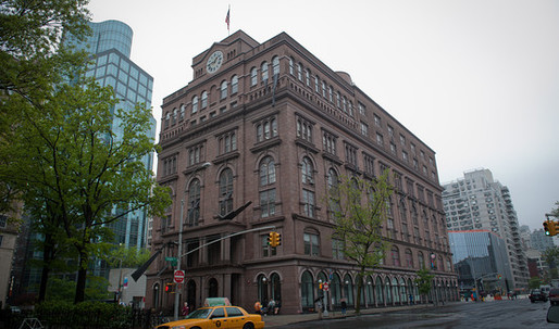 Lawsuit Filed Over Cooper Union Tuition