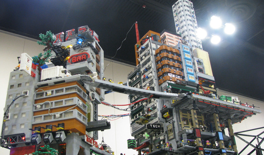 Cyberpocalypse at Brickworld 2013