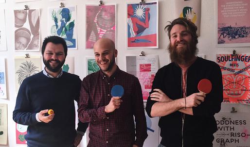 Studio Visits: Studio WOK, Milan 6th April 2017