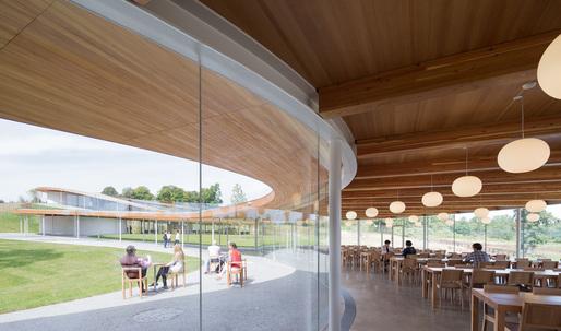 """SANAA's Grace Farms """"River"""" building wins latest MCHAP"""