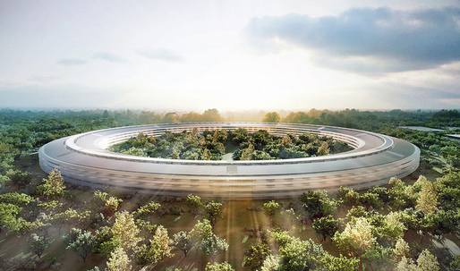 """Architecture critic Rowan Moore on the extravagant """"palace"""" headquarters of tech giants"""
