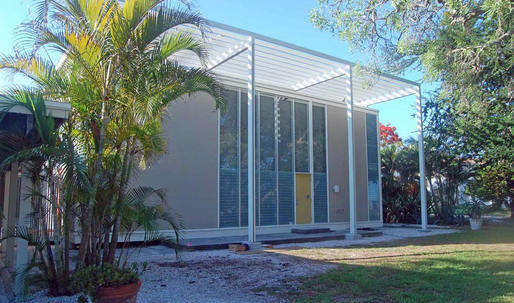 Paul Rudolph Heritage Foundations Taps NC Modernist Houses' Masters Gallery