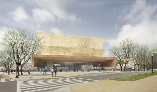 Watch: First Look at the Museum of African American History and Culture