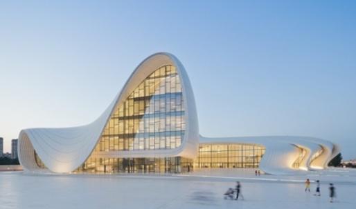 Azerbaijan counts human cost of architecture