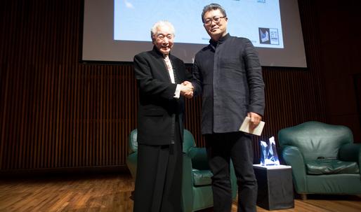 Reporting from Toronto: Li Xiaodong wins inaugural Moriyama RAIC International Prize for the Liyuan Library