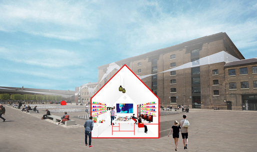 designjunction brings immersive design experiences and its first open-air party to King's Cross