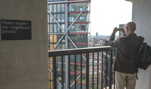 Will luxury apartment owners shut down the Tate's viewing platform?