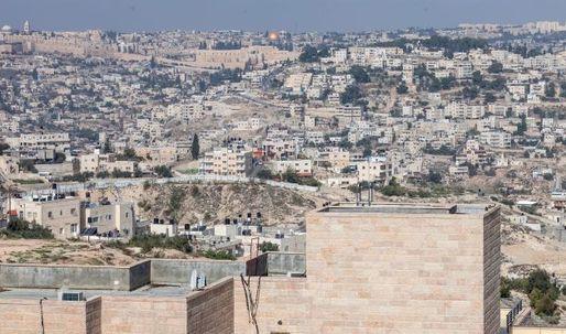 Israel okays plan of Palestinian homes in East Jerusalem