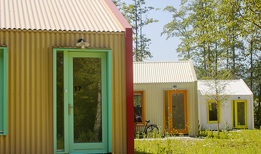 The Danish government looks to the Skaeve Huse as a solution to Homelessness