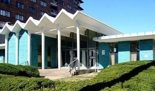 The creative fight to save a masterpiece of Lexington modernism from the wrecking ball