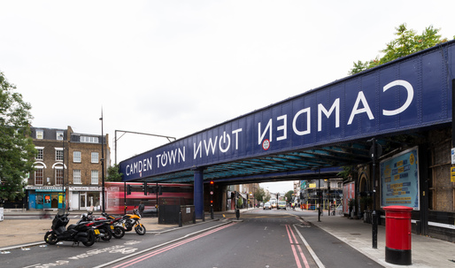 Camden Highline gets backing from London Mayor