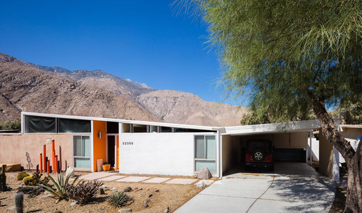 William Krisel, Pioneer of Mass-Produced Mid-Century Modernist Housing, Dies at 92