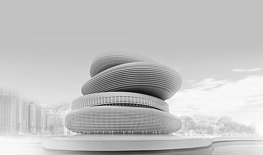 Busan Opera House Proposal by PRAUD