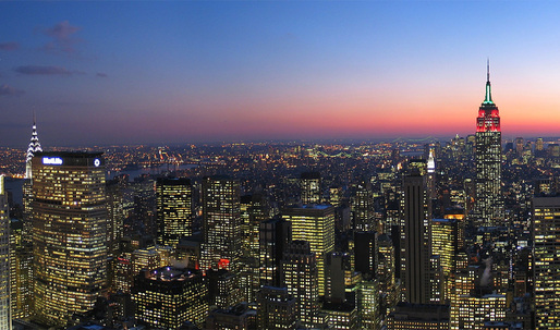 Not-So-Bright Lights, Big City
