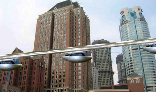 Sky Cars Coming to Tel Aviv in 2015