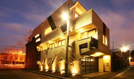 Hip-hop architecture goes global