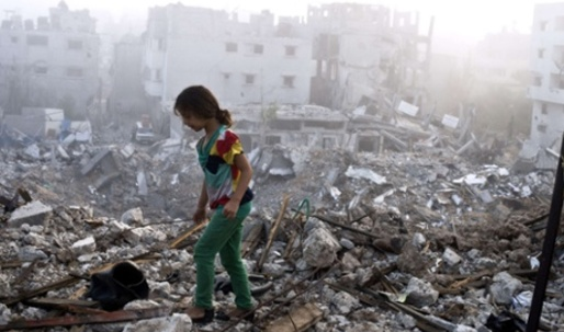 What can 'forensic architecture' reveal about the conflict in Gaza?