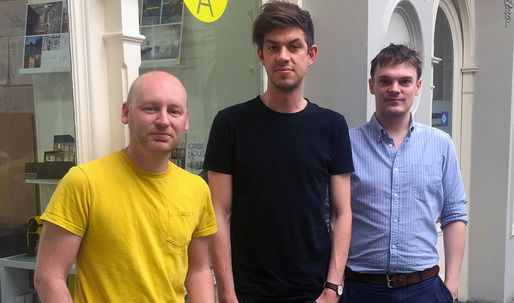 Studio Visits : YARD Architects, 23rd March 2017