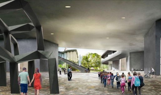 Zumthor's LACMA renderings aren't 'undercooked' – they're exactly what the museum wants