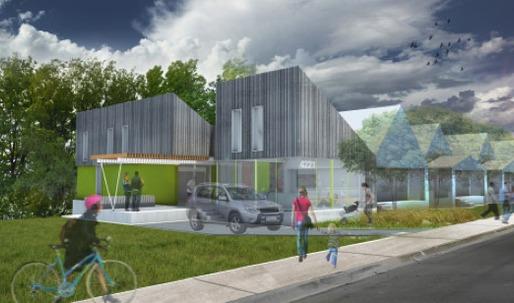Make It Right reveals new family-housing designs for Kansas City