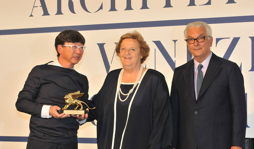 Toyo Ito, among others, announced as Golden Lion Winners at the 2012 Venice Architecture Biennale