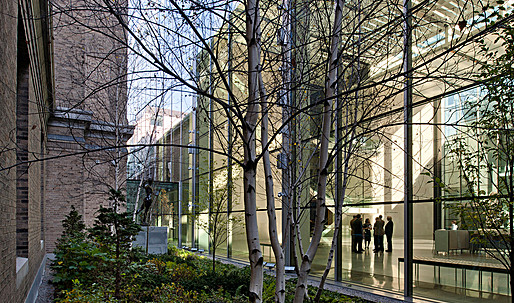 Five International Buildings Shortlisted for the 2011 RIBA Lubetkin Prize