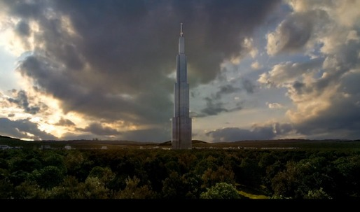 """""""Sky City"""" gets approval, to be tallest building in the world, with contruction schedule now estimated at 7 months"""