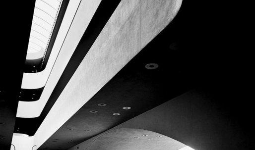 Ezra Stoller's Architectural Studies