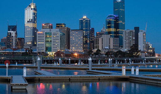 Melbourne tower to display weather data via LED animations on its façade