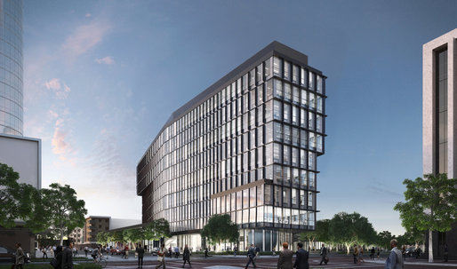 Deborah Berke-designed stylish, sustainable tower opens in Indianapolis