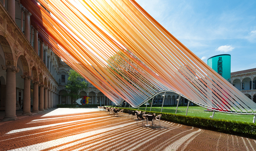 MAD slips through borders with Salone del Mobile installation
