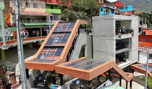 Medellín made urban escalators famous, but have they had any impact?