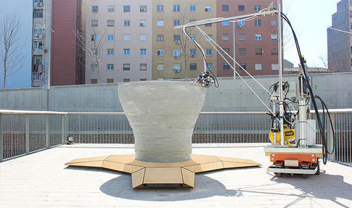 Mini-robots may outcompete 3D printing in the evolution of construction