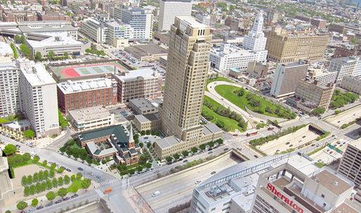 Changing Skyline: Mormon development combines civic-mindedness, awful architecture