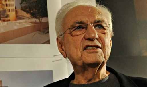 Frank Gehry unveils plans for his first buildings in England