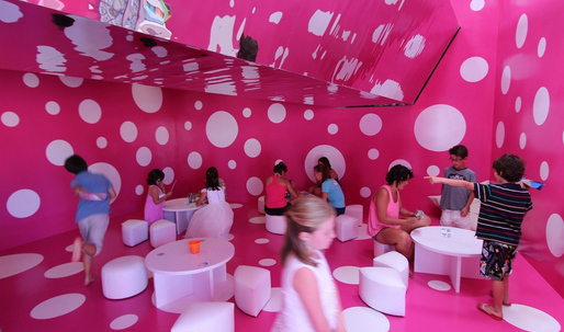 """Ten Top Images on Archinect's """"Kids Spaces"""" Pinterest Board"""
