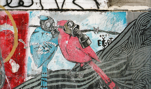 Egypt's street artists now risk even more