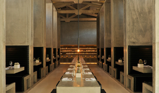 Workshop Kitchen + Bar by SOMA - Best Designed Restaurant in the Americas