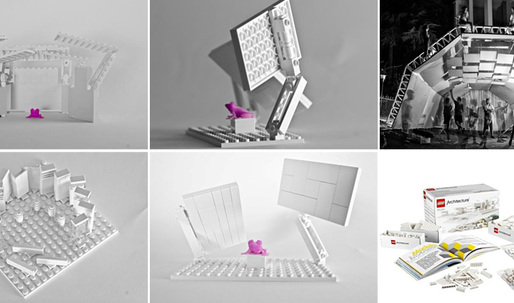 """LEGO Architecture to launch in Europe at the Italian """"Villa Pennisi in Musica"""" event this August"""