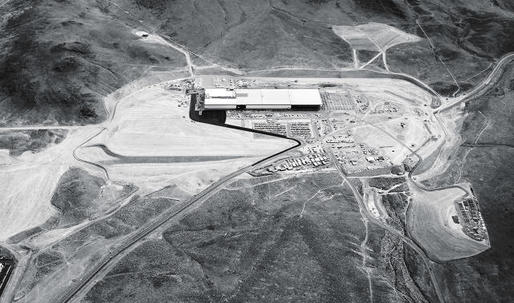"A look inside Tesla's growing Gigafactory: ""It will blow your mind."""